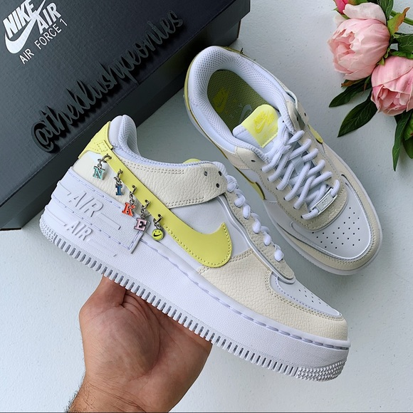 """Nike Air Force 1 Shadow """"Lucky Charms"""" NWT"""